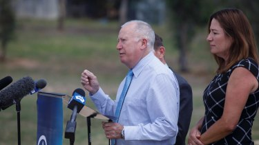 ACT planning minister Mick Gentleman said a Territory Plan variation would allow the trial to go ahead.