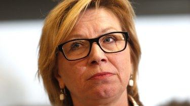 Former Australian of the Year Rosie Batty wants the government to end chronic underfunding of the Family Court, and close down Nauru.