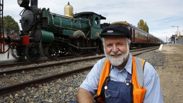 President Peter Anderson says the ACT branch of the Australian Railway Historical Society will have to make difficult decisions about the activities it can take on.