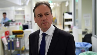 Health Minister Greg Hunt says private health insurance premium price rises are set to be an average of 3.9 per cent this year.