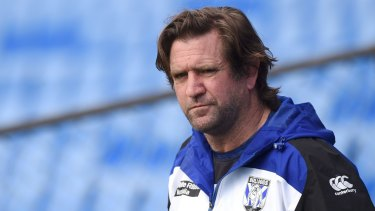 'Difficult character': Club staff and players found Des Hasler hard to approach, says Dib.