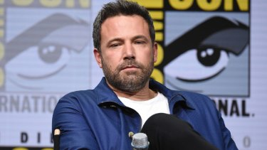 Ben Affleck also pulled the Daughter Card.