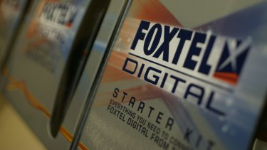 Foxtel ranks behind Netflix, Stan, Fetch, and BigPond Movies.