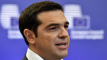 Greek Prime Minister Alexis Tsipras has called a referendum to decide his country's fate