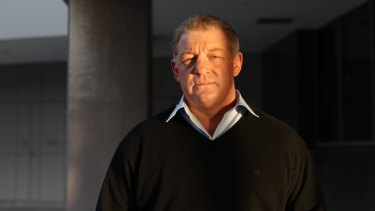 A life in rugby league: Phil Gould.