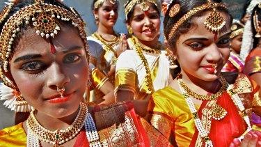 Diwali, the Indian festival of lights.