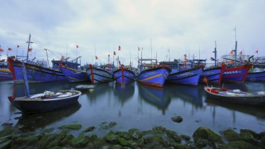 Fishermen from around the South China Sea tell stories of contending with bandits and coast guards.