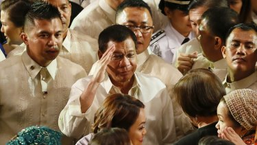 "Philippines President Rodrigo Duterte: ""I will retire with the reputation of Idi Amin."""