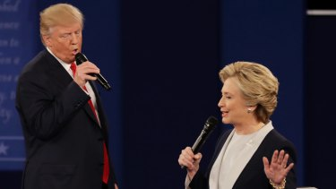 A duet: Are Donald Trump and Hillary Clinton singing from the same song sheet?