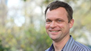 Zendesk vice president of engineering and local managing director Brett Adam.