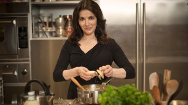 A home-cook to the very end, Nigella Lawson.