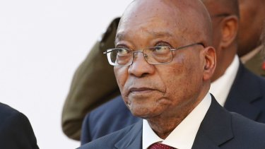 A secret no-confidence ballot could spell trouble for South Africa's President Jacob Zuma.