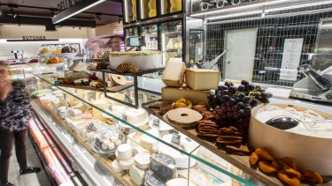 Pre-packaged and fresh food will be sold under the David Jones Food brand.