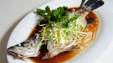 """""""Within a month or so you're sitting down and having barramundi with him."""""""