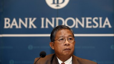 'The market loves him': former central bank governor Darmin Nasution has been elevated to co-ordinating minister for the economy.