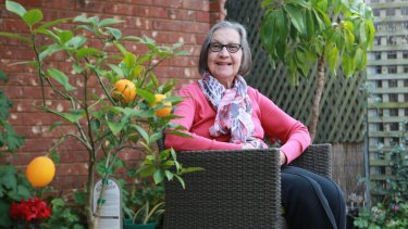 """Peggy Runting: """"I was confident. I could do anything."""""""