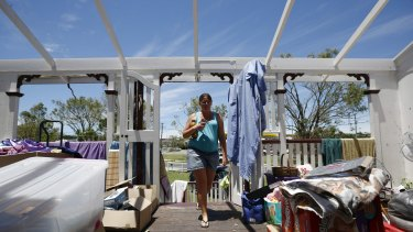 Tropical cyclone Marcia highlighted the problems of ageing power infrastructure.