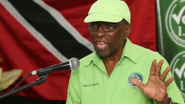 Former FIFA vice-president Jack Warner was investigated by the AFP.