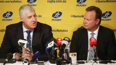 ARU chairman Cameron Clyne and chief executive Bill Pulver announced the decision on Friday.