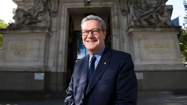 Alexander Downer is Australia's high commissioner to the UK.
