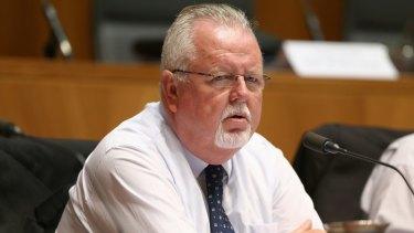 Senator Barry O'Sullivan