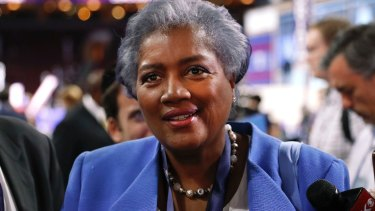 Donna Brazile and CNN have parted ways.