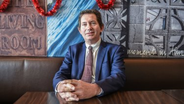 UNSW Vice-Chancellor Ian Jacobs.