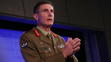 Lieutenant General Angus Campbell Chief of Army