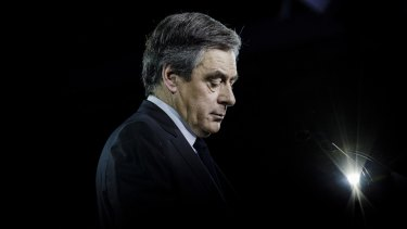 Francois Fillon pledged to end his run if he is formally investigated.