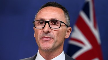 The Turnbull government has slammed Greens leader Richard Di Natale for campaigning to change the date of Australia Day.