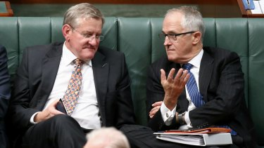 Ian Macfarlane quit politics after he was dumped from the Turnbull ministry.