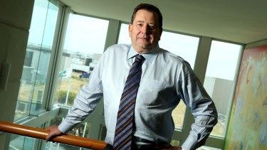 Nufarm chief executive Greg Hunt.
