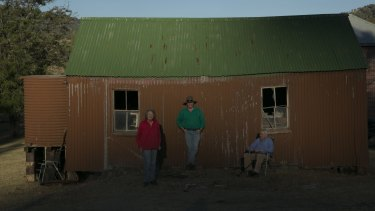 Jim and Marie Joyce bought the 1821-hectare Rutherglen in 1964.