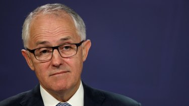"Responsibility: Malcolm Turnbull describes the NBN Co he inherited as ""inflexible"" and ""non-innovative""."