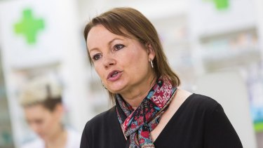 Medicinal cannabis: Health Minister Sussan Ley.