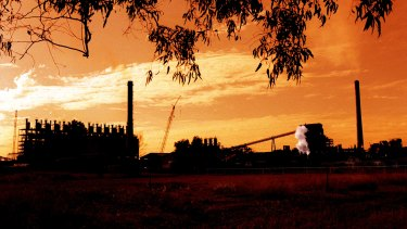 Clive Palmer regained control of the refinery in February under his new company Queensland Nickel Sales.