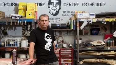 Shepard Fairey leads something of a double life – a vandal-artist feted by the people and the galleries, then snatched up by the police.