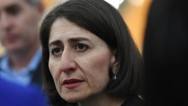 """NSW Premier Gladys Berejiklian said the government """"is completely committed to a strong ICAC to ensure the highest levels of integrity in the public sector""""."""