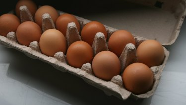 Egg producers were facing oversupply issues in 2012.