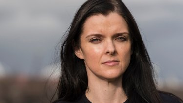 Amber Harrison, whose relationship with her boss at Channel Seven resulted in a high-profile court case.