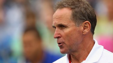 NRL return on cards? Brian Smith.