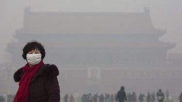 Air pollution in China: UNEP says cleaning up carbon emissions will have benefits beyond curbing climate change.