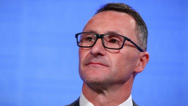 Greens leader Richard Di Natale will tell the Lowy Institute that Australia should stop orientating its world view around the US alliance.