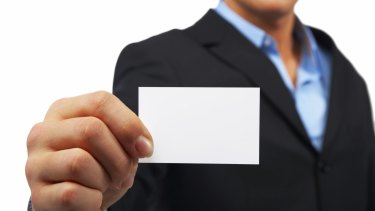 Traditional business cards are being disrupted by digital alternatives.