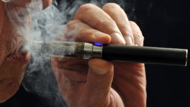 The Department of Health last year commissioned a review on e-cigarettes.