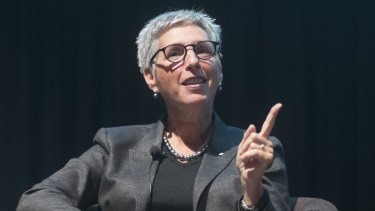 Linda Dessau will become Victoria's first female Governor.