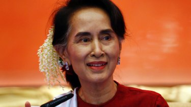 Myanmar State Counsellor and Nobel laureate Aung San Suu Kyi has been criticised for her failure to stop the bloodshed.