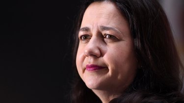 Queensland Premier Annastacia Palaszczuk confirmed on Saturday that one of her ministers, Bill Byrne, would not recontest the seat of Rockhampton at the next state election.