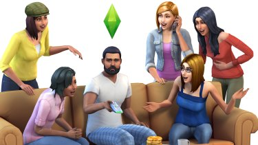 """One of the fundamental aspects of <i>The Sims 4</i> is a """"sense of really caring for your Sim""""."""