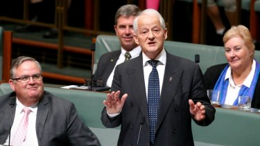 """Philip Ruddock: """"There is no place for the death penalty in the modern world."""""""
